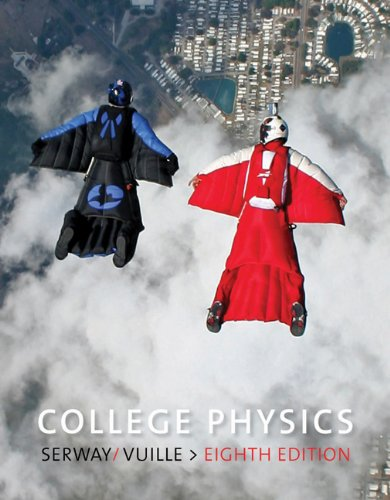 9780495556114: Student Solutions Manual with Study Guide, Volume 1 for Serway/Faughn/Vuille's College Physics, 8th