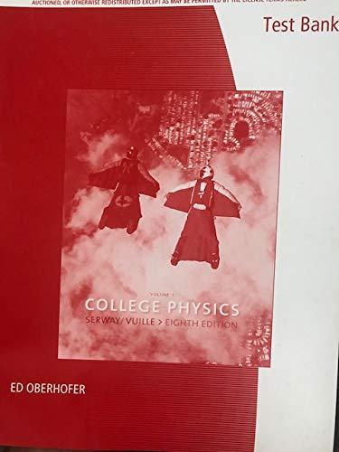 9780495556138: Tb College Physics V1 8e