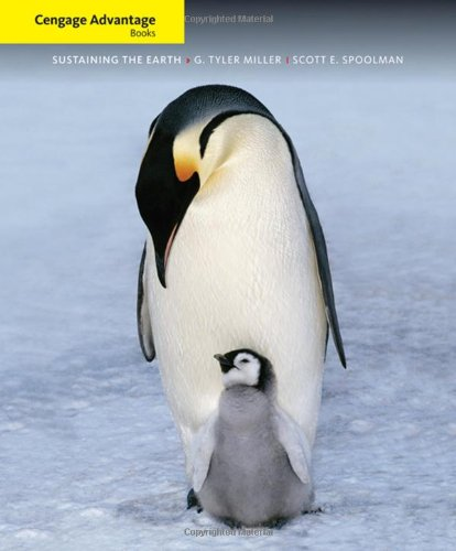 9780495556879: Cengage Advantage Books: Sustaining the Earth