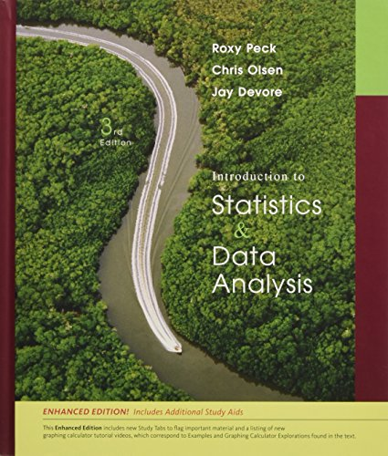 9780495557838: Introduction to Statistics and Data Analysis