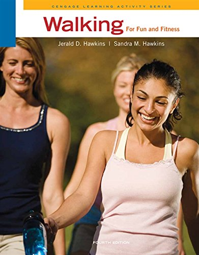9780495558569: Walking for Fun and Fitness (Cengage Learning Activity)