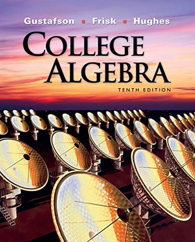 9780495558880: College Algebra (Available 2010 Titles Enhanced Web Assign)