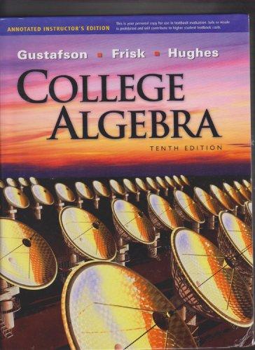 9780495558972: Aie College Algebra 10e