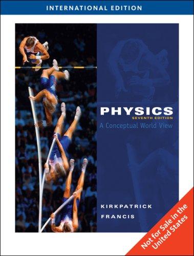 9780495560050: Physics: A Conceptual World View