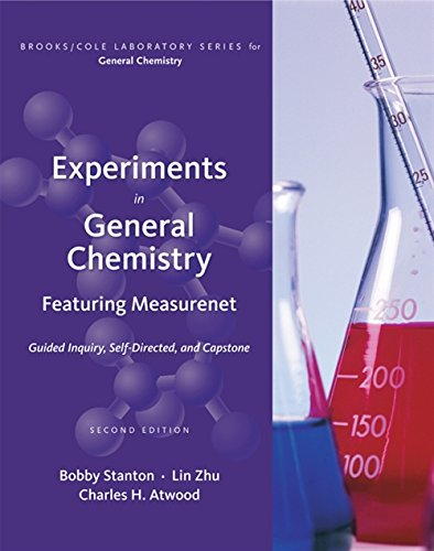 9780495561798: Experiments in General Chemistry: Featuring MeasureNet (Brooks/Cole Laboratory Series for General Chemistry)