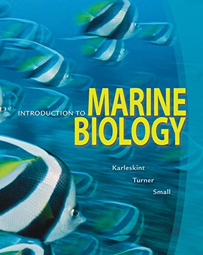 9780495561972: Introduction to Marine Biology