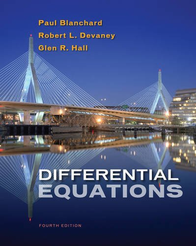9780495561989: Differential Equations