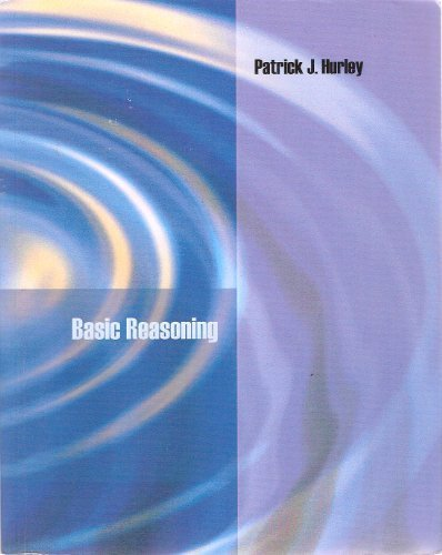 9780495562252: Basic Reasoning (Cengage Edition)