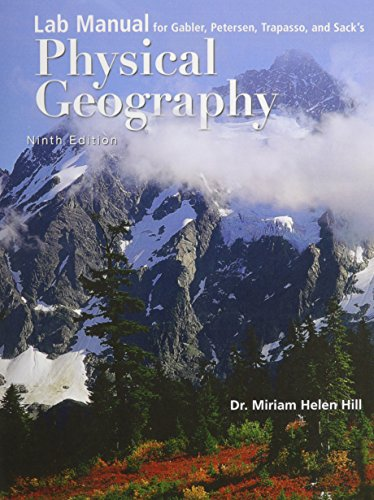 9780495565154: Physical Geography - Lab Manual