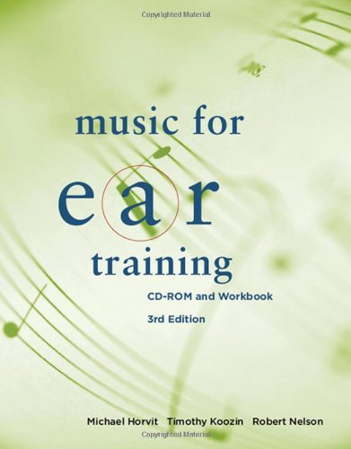 9780495565710: Music for Ear Training (with CD-ROM)