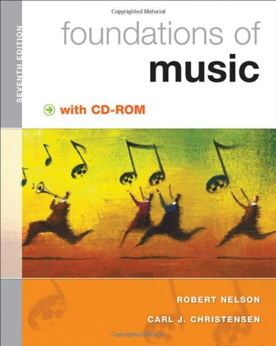 9780495565932: Foundations of Music (with CD-ROM)