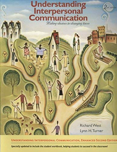 9780495566076: Understanding Interpersonal Communication, Making Choices in Changing Times