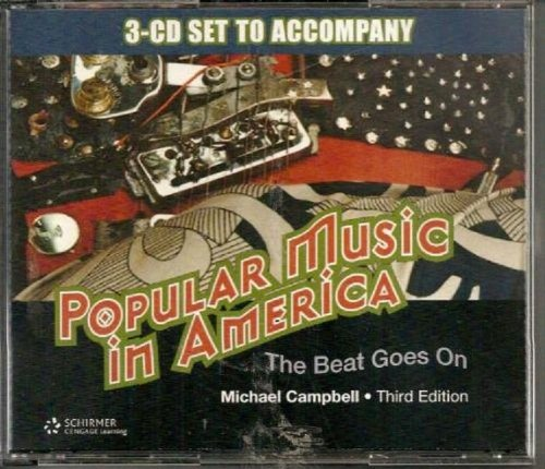 9780495566113: 3-CD Set for Campbell's Popular Music in America: And The Beat Goes On, 3rd