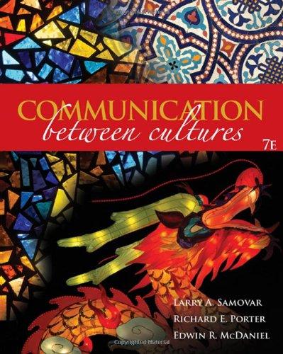 9780495567448: Communication Between Cultures
