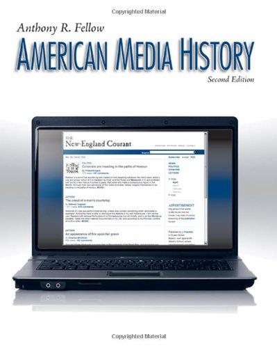 9780495567752: American Media History