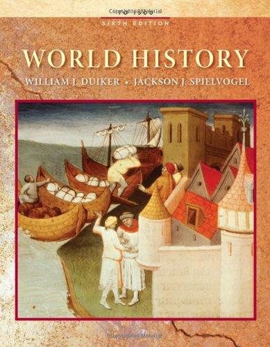 9780495569046: World History: To 1500