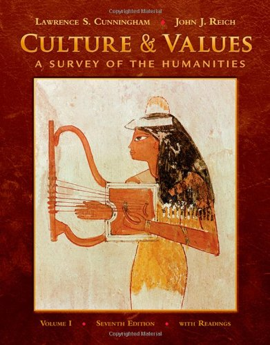 9780495569251: Culture and Values: A Survey of the Humanities + Resource Center Printed Access Card: 1
