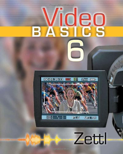 Video Basics 9780495569435 VIDEO BASICS is intended for courses in television production or video production found in journalism and broadcast, radio-TV-film, elec