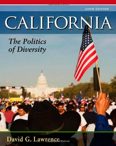 9780495570974: California: The Politics of Diversity