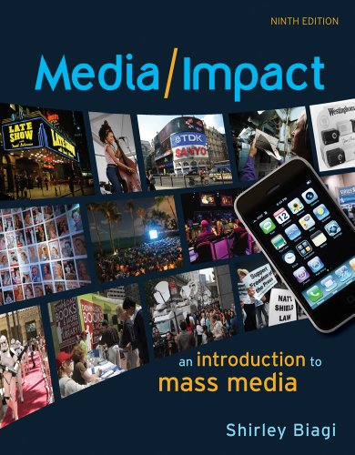 9780495571469: Media/Impact: An Introduction to Mass Media