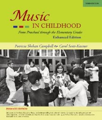 Music in Childhood: Enhanced Edition (with Audio/Video: Patricia Shehan Campbell,