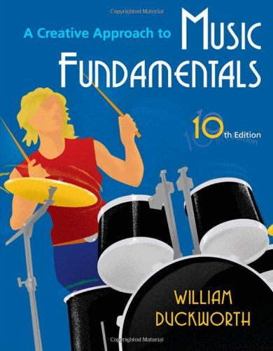 9780495572206: A Creative Approach to Music Fundamentals (with Music Fundamental in Action Passcard, and Keyboard and Guitar Insert) (Available Titles CourseMate)