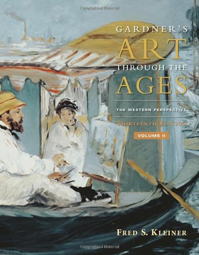 9780495573647: Gardner's Art through the Ages: The Western Perspective, Volume II (with Art Study & Timeline Printed Access Card)