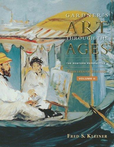 9780495573654: Gardner's Art Through the Ages: The Western Perspective, Volume II (Gardner's Art Through the Ages: Volume 2)