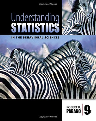 9780495596523: Understanding Statistics in the Behavioral Sciences (Available Titles Aplia)