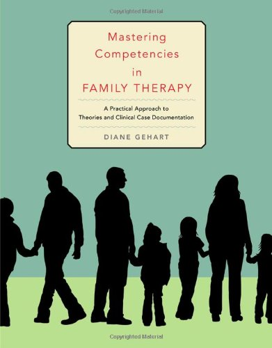9780495597247: Mastering Competencies in Family Therapy: A Practical Approach to Theory and Clinical Case Documentation (SAB 230 Family Therapy)