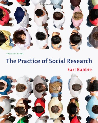 9780495598411: The Practice of Social Research