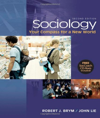 9780495598930: Sociology: Your Compass for a New World, Brief Edition: Enhanced Edition (Available Titles CengageNOW)