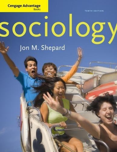 9780495599012: Cengage Advantage Books: Sociology