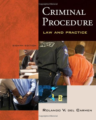 9780495599333: Criminal Procedure: Law and Practice