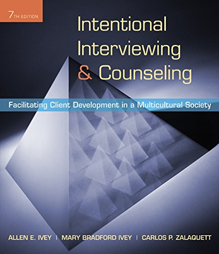 9780495599746: Intentional Interviewing and Counseling: Facilitating Client Development in a Multicultural Society (Skills, Techniques, & Process)