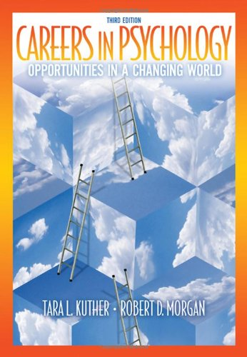 9780495600749: Careers in Psychology: Opportunities in a Changing World