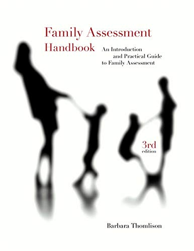 9780495601210: Family Assessment Handbook: An Introductory Practice Guide to Family Assessment (PSY 647 Child Therapy)