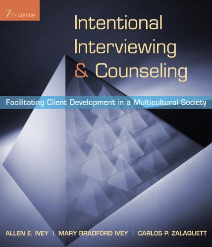 9780495601265: Interactive Resource CD for Ivey/Ivey/Zalaquett?s Intentional Interviewing and Counseling: Facilitating Client Development in a Multicultural Society, 7th