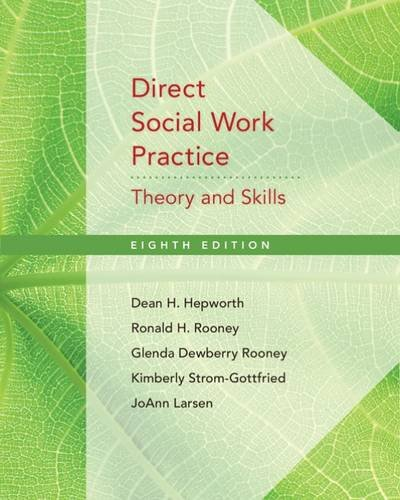 9780495601678: Direct Social Work Practice: Theory and Skills
