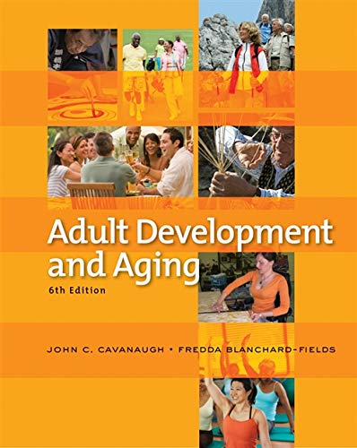 9780495601746: Adult Development and Aging