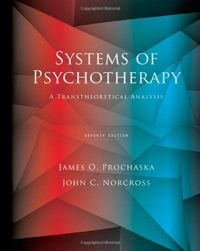 9780495601876: Systems of Psychotherapy: A Transtheoretical Analysis (PSY 641 Introduction to Psychotherapy)