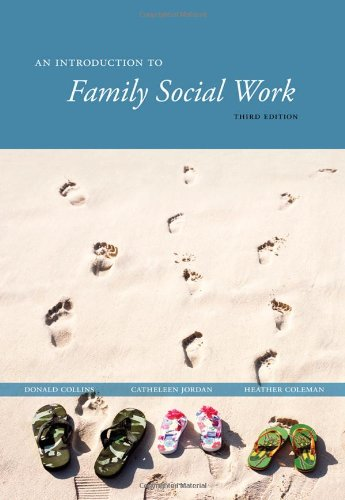9780495601883: An Introduction to Family Social Work