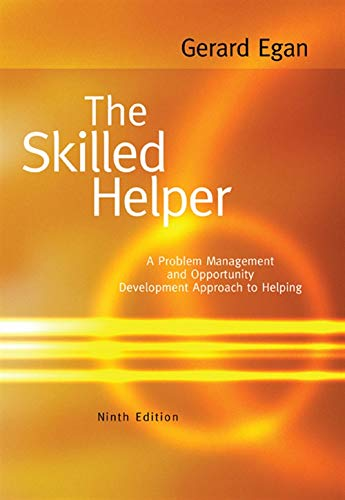 9780495601890: The Skilled Helper: A Problem Management and Opportunity-Development Approach to Helping, 9th Edition