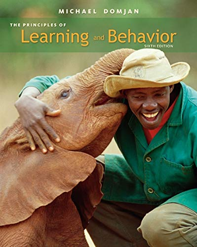 9780495601999: The Principles of Learning and Behavior: Active Learning Edition (Sixth Edition)