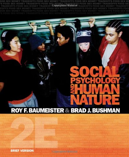 9780495602651: Social Psychology and Human Nature, Brief Version (PSY 335 The Psychology of Social Behavior)