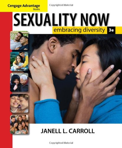9780495602743: Sexuality Now: Embracing Diversity (Available Titles CengageNOW)