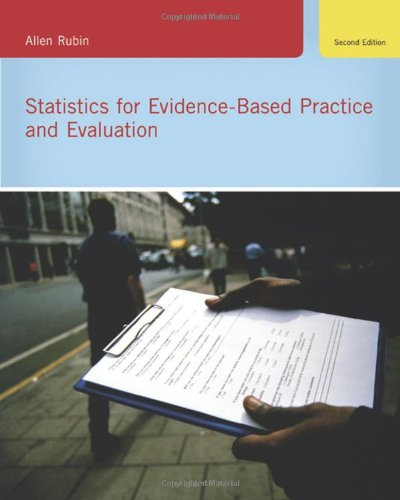 9780495602897: Statistics for Evidence-Based Practice and Evaluation