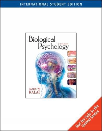 9780495603115: Biological Psychology (International Edition)