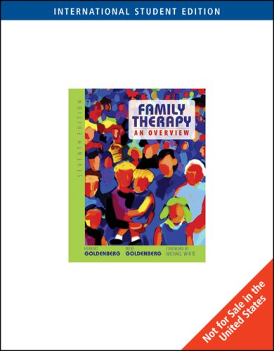 9780495603658: Family Therapy: An Overview
