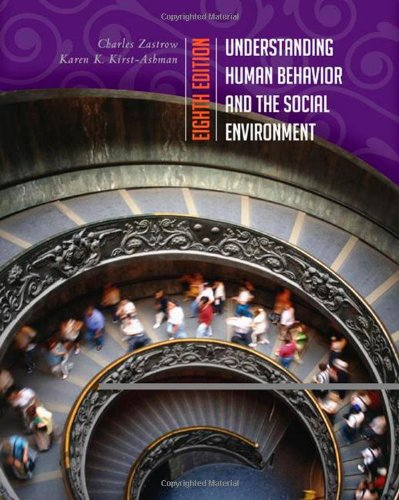 9780495603740: Understanding Human Behavior and the Social Environment (Available Titles CengageNOW)